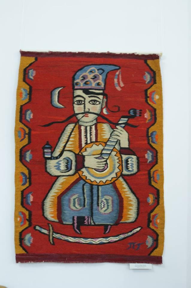 Шедеври ткацького ремесла стали експонатами виставки у Вінниці - фото 2