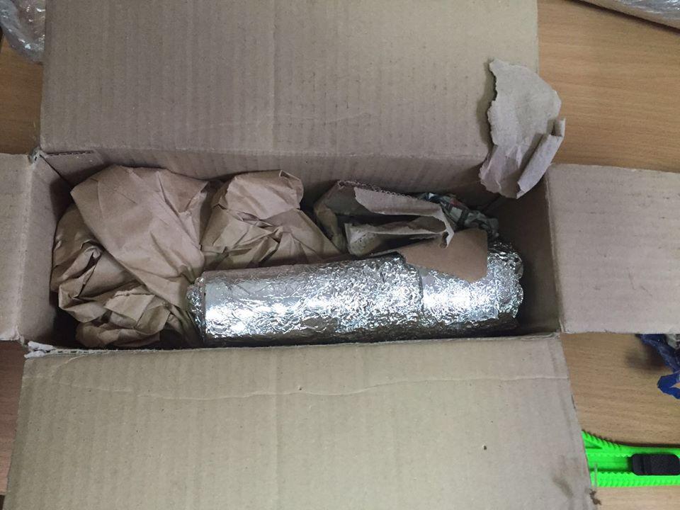 У Харкові викрили канал пересилання зброї поштою - фото 1