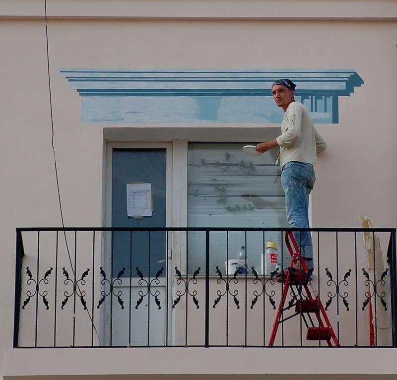 """З будинку в центрі Вінниці завершили робити """"Старий Амстердам"""" - фото 2"""