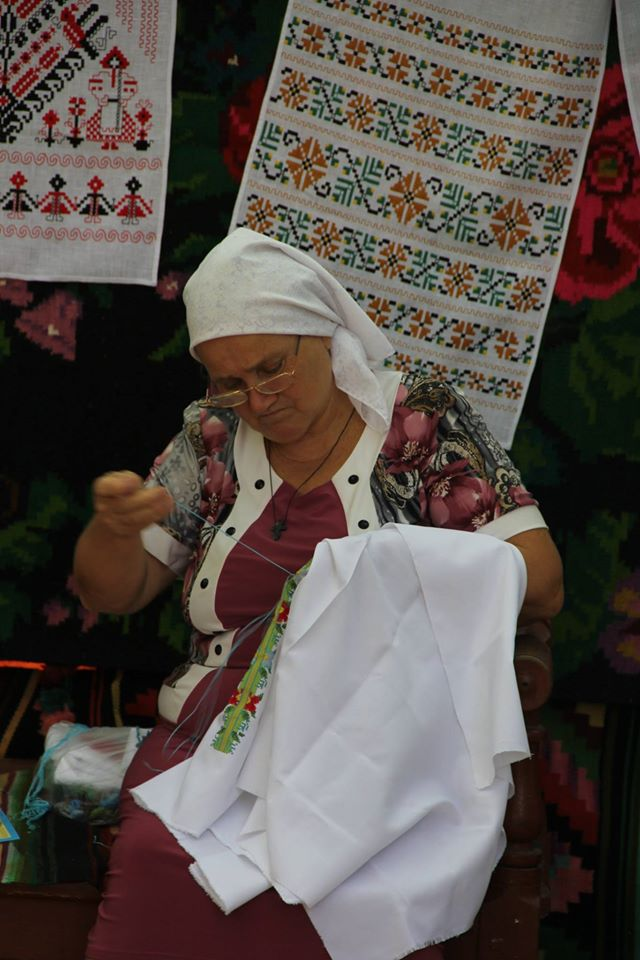 На Вінниччині відлунав грандіозний фестиваль вишиванок - фото 7