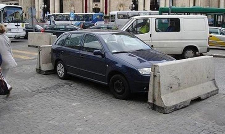 30 суворих покарань для тих, хто паркується, як мудак - фото 2