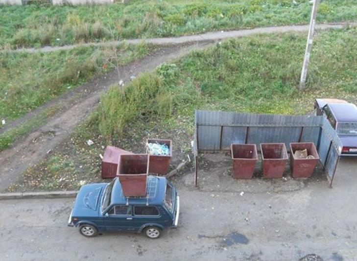 30 суворих покарань для тих, хто паркується, як мудак - фото 24