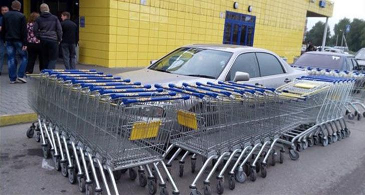 30 суворих покарань для тих, хто паркується, як мудак - фото 5