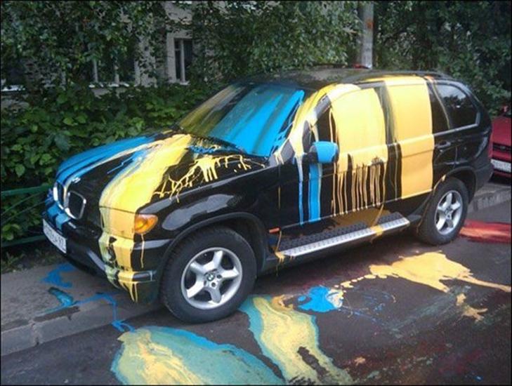 30 суворих покарань для тих, хто паркується, як мудак - фото 1