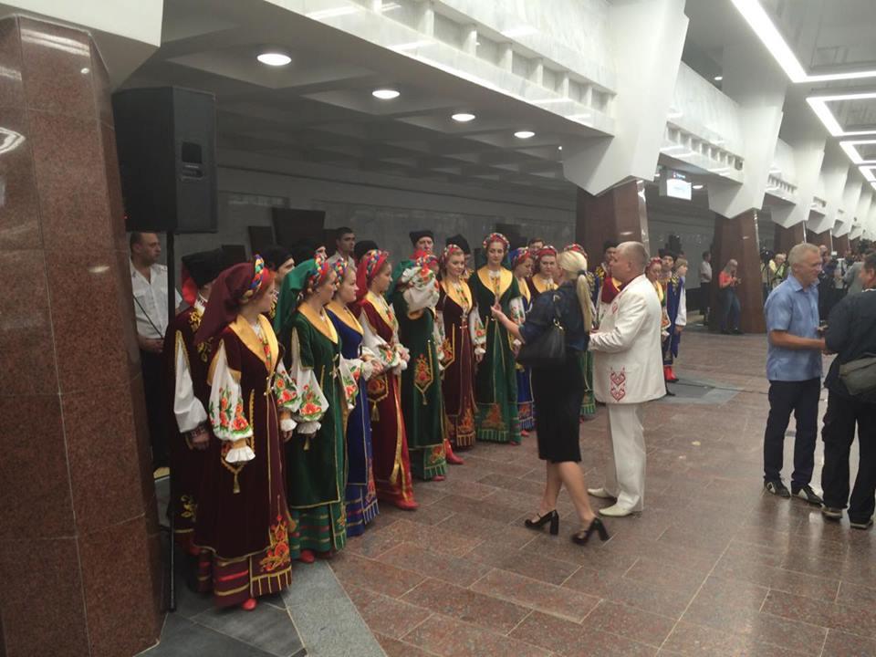 """Як у Харкові """"Перемогу"""" відкривала  - фото 8"""