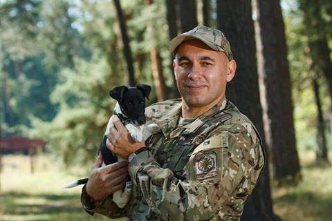 Чим займаються на Донбасі найкращі друзі бійців АТО - 6 - фото 3