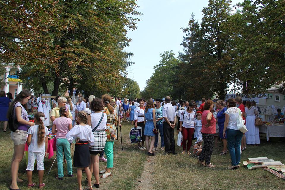 На Вінниччині відлунав грандіозний фестиваль вишиванок - фото 8