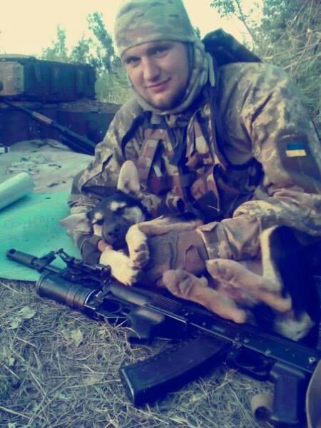 Чим займаються на Донбасі найкращі друзі бійців АТО - 7 - фото 2