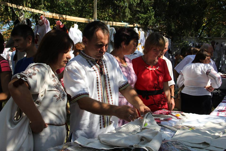 На Вінниччині відлунав грандіозний фестиваль вишиванок - фото 3