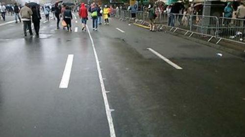 Як виглядає Хрещатик після військового параду - фото 4