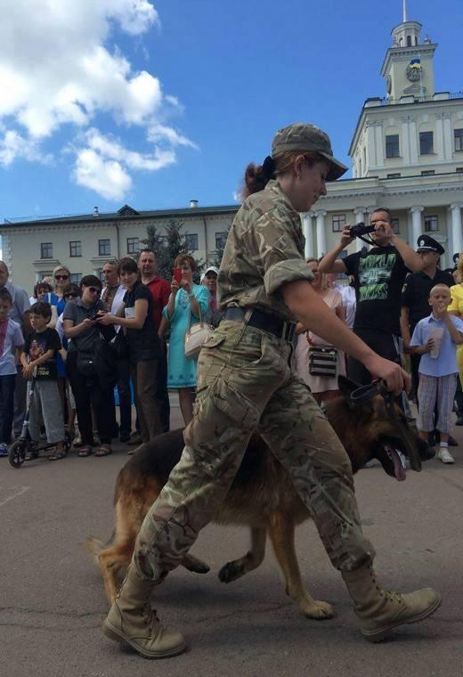 Хмельницьким крокує марш-парад оркестрів - фото 3