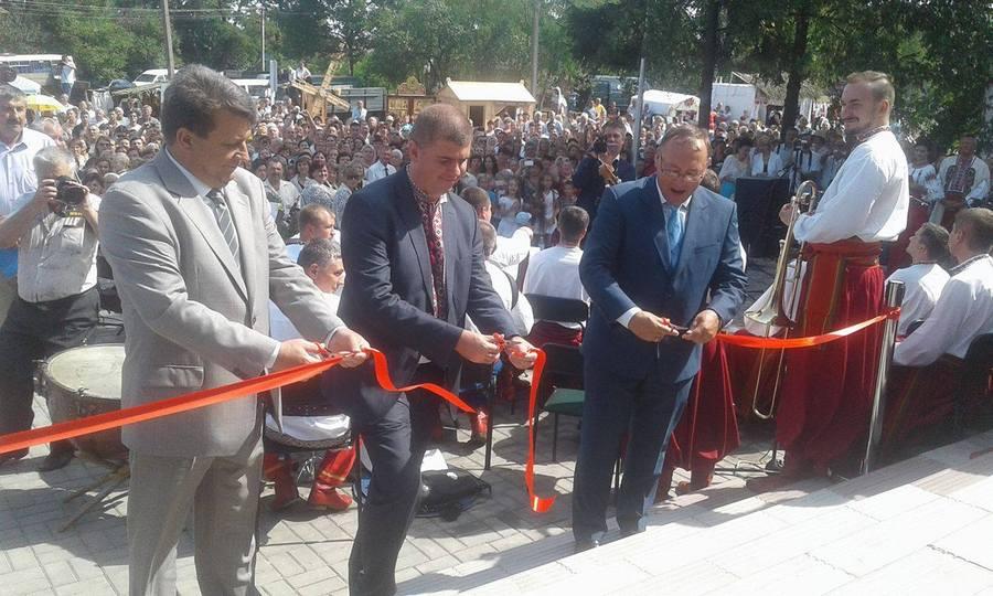 Вінницький музей Леонтовича відкрили без міністра Жданова - фото 1