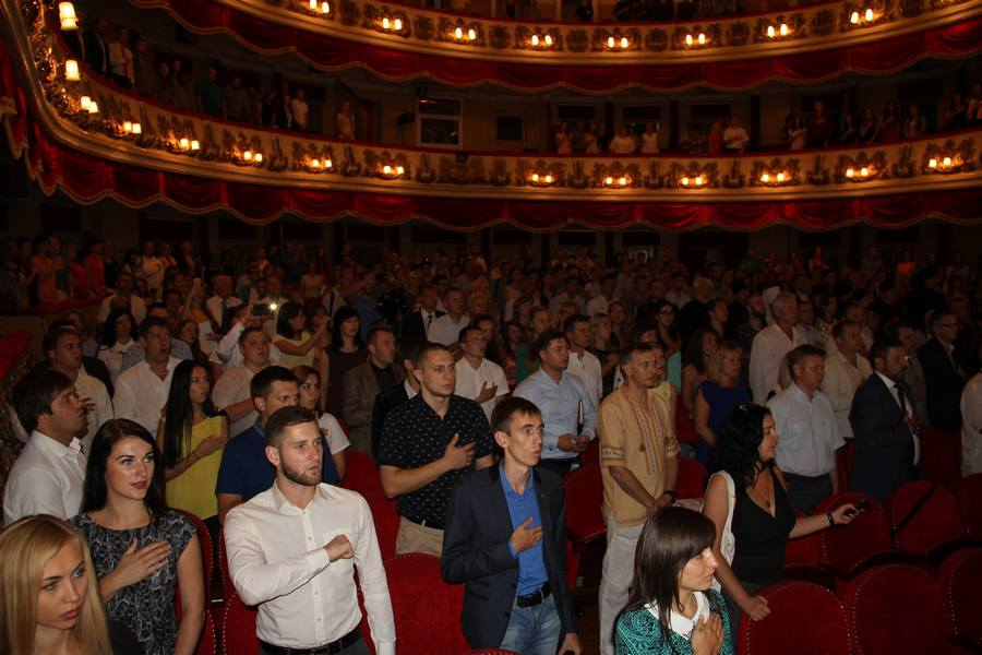 Молодь української діаспори з усього світу з'їхались у Вінницю на форум - фото 2