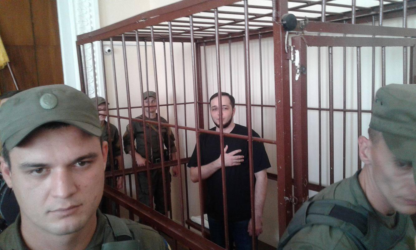 У Вінниці стартував фінальний суд у скандальній справі Хорта - фото 3