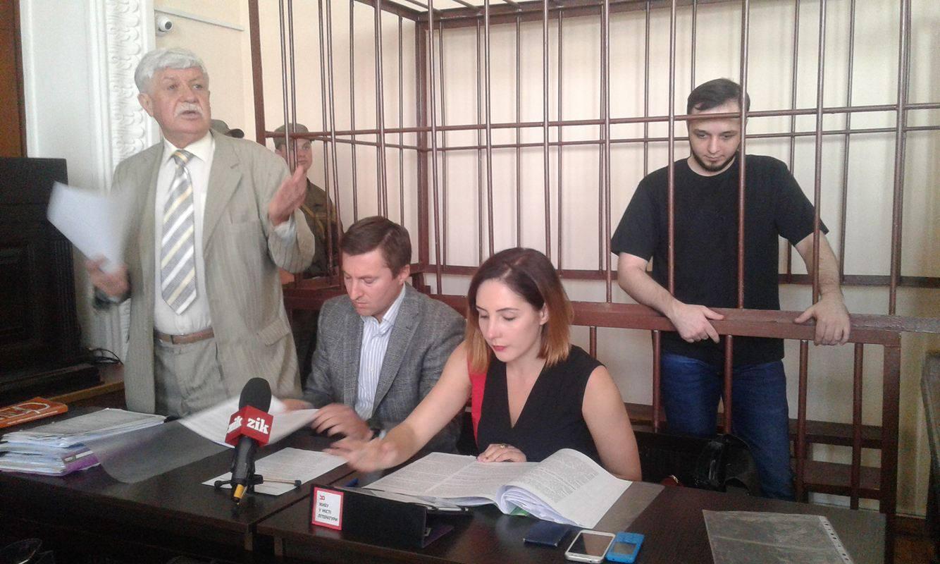 У Вінниці стартував фінальний суд у скандальній справі Хорта - фото 2