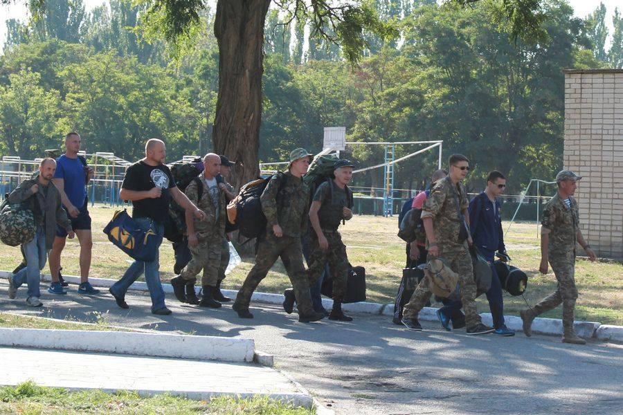 Миколаївська 79-ка проводить навчальні збори з резервістами - фото 5