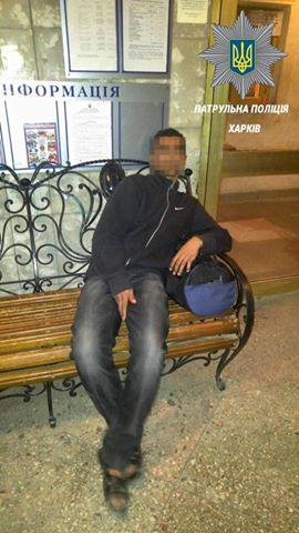 У Харкові злодії відлупцювали та пограбували чоловіка - фото 1