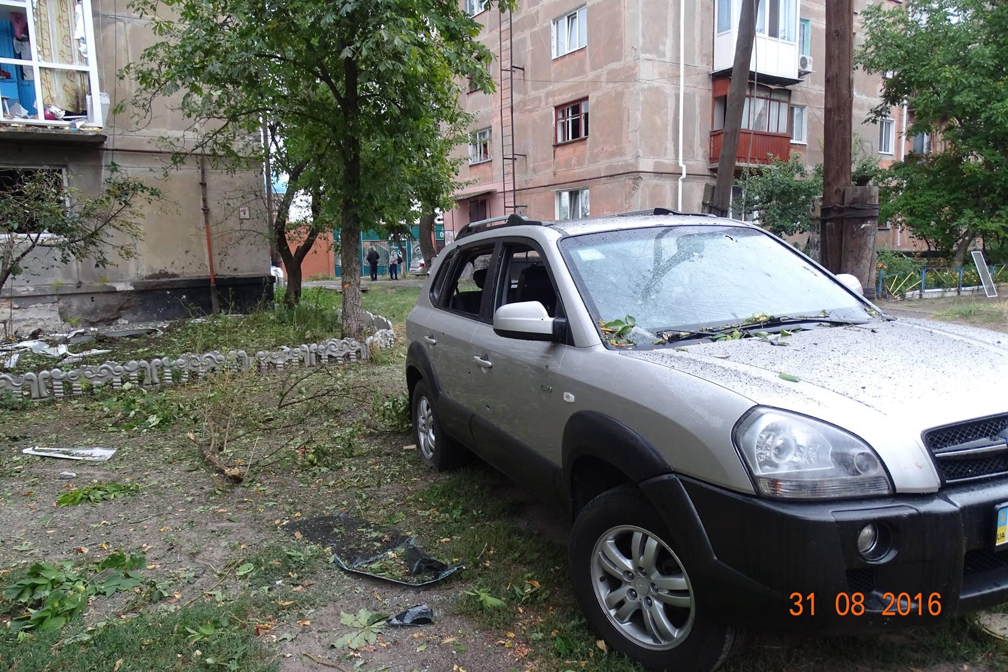 ВЛуганской области 12 тыс. граждан остались без воды исвета