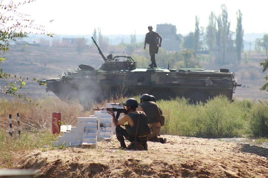 На Миколаївщині резервісти розпочали інтенсивні бойові навчання з бійцями 79-ки - фото 5