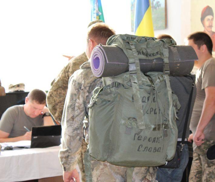 Миколаївська 79-ка проводить навчальні збори з резервістами - фото 3
