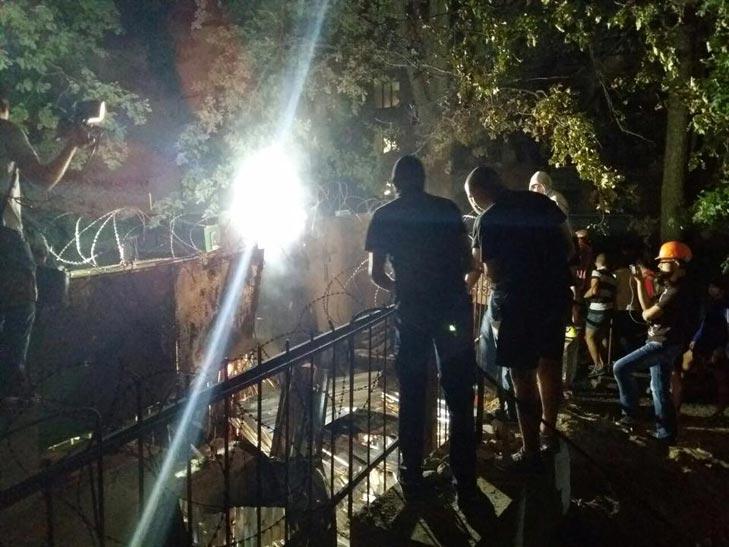 Бійня за пустир на Святошино: До чого тут Кличко - фото 4
