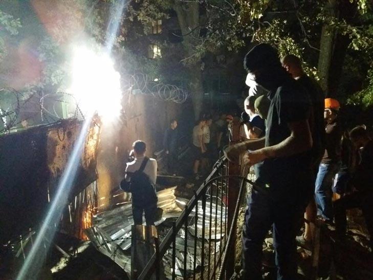 Бійня за пустир на Святошино: До чого тут Кличко - фото 3