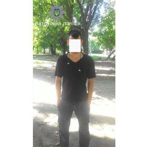 На Салтівці затримали злодія, який пограбував жінку просто на вулиці - фото 1