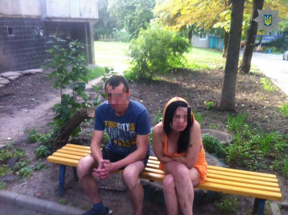 Харківські копи затримали виробників наркотиків - фото 1