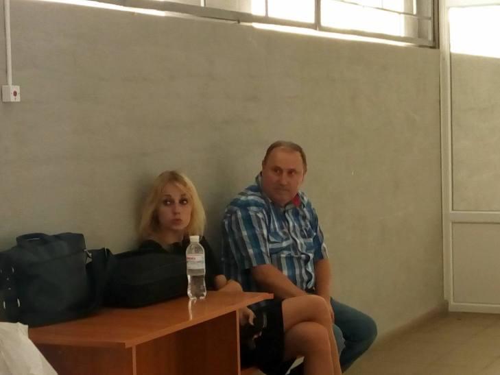 Романчук взяв на суд лише двох з п'яти адвокатів - фото 1
