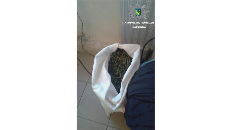 """Копи залишили харків'янина без """"кайфу"""" - фото 1"""