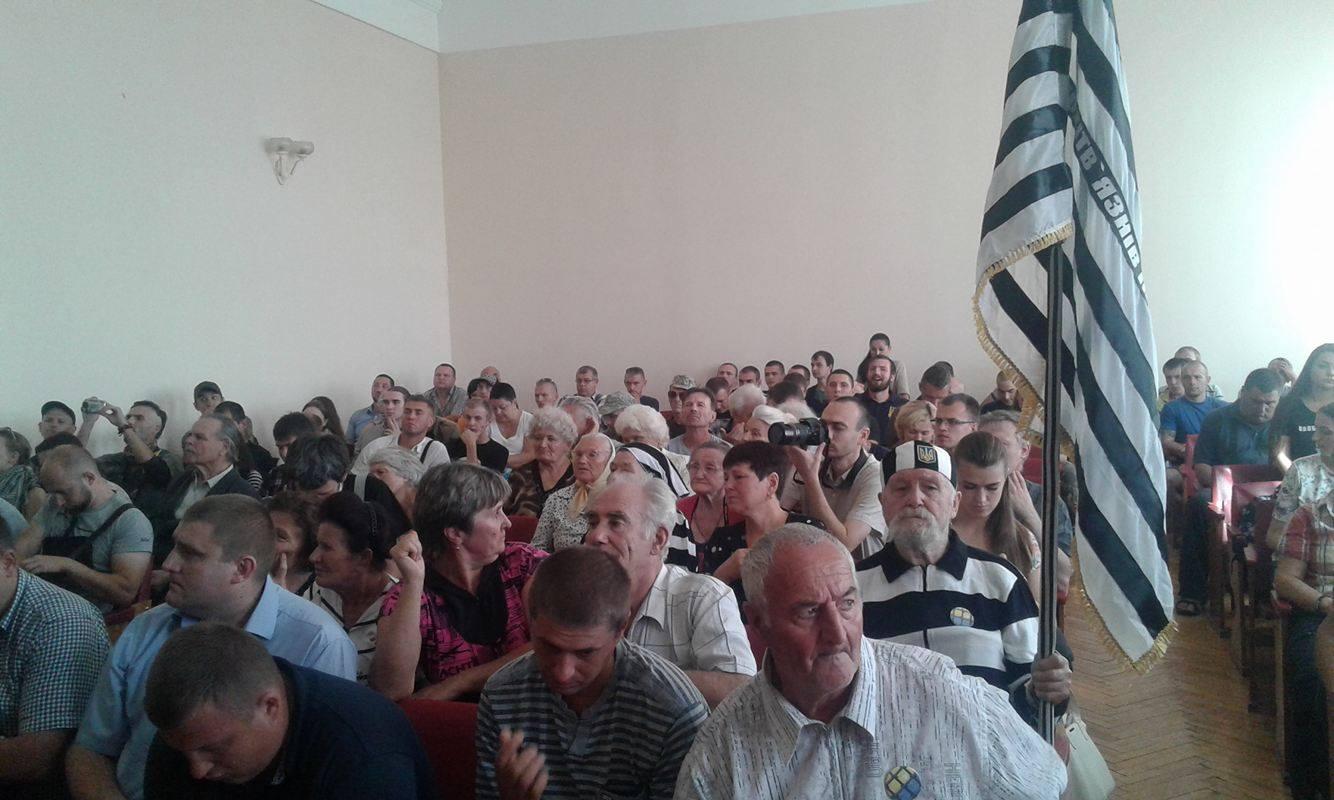 У Вінниці стартував фінальний суд у скандальній справі Хорта - фото 1