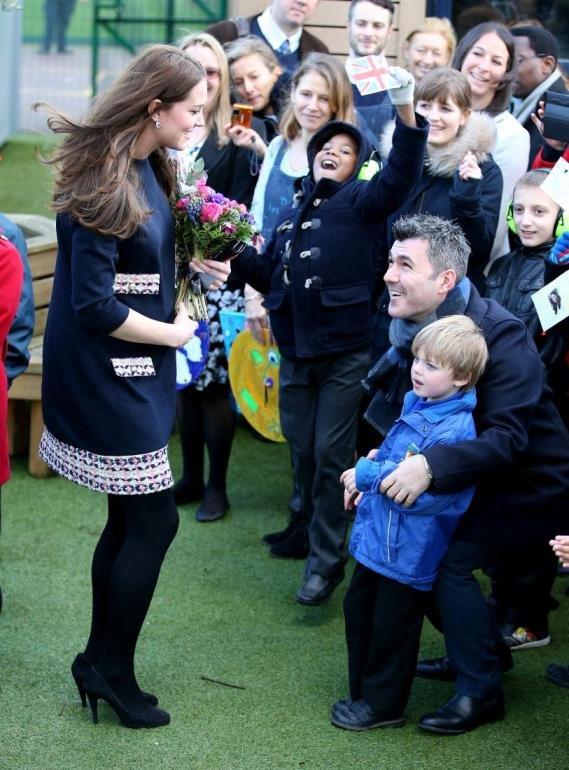 Як Кейт Міддлтон косить під принцесу Діану - фото 9