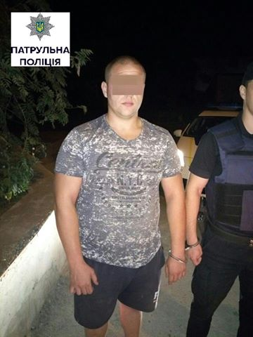 У Миколаєві патрульні впіймали п'яного водія-втікача - фото 1
