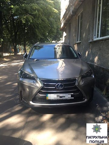 У Вінниці спіймали злочинця, який викрав у Харкові елітну автіку - фото 1