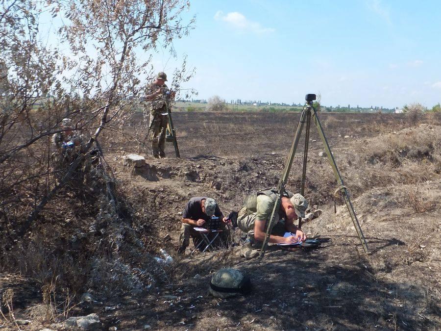Миколаївські мінометники позмагалися у стрільбі