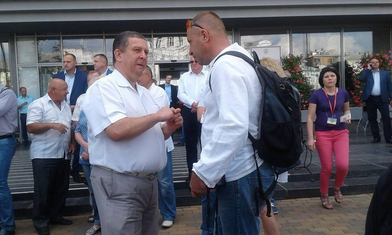 День міста у Вінниці святкують Порошенко, Гройсман, міністри та нардепи  - фото 2