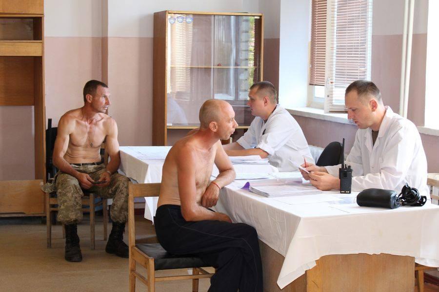 Миколаївська 79-ка проводить навчальні збори з резервістами - фото 1