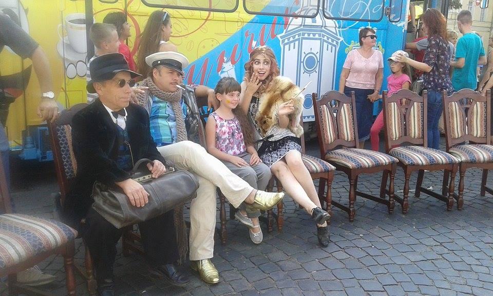 Як вінничани святкували іменини міста - фото 9