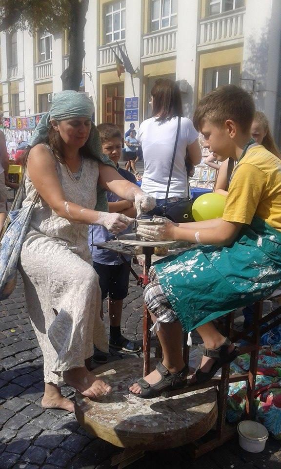 Як вінничани святкували іменини міста - фото 16