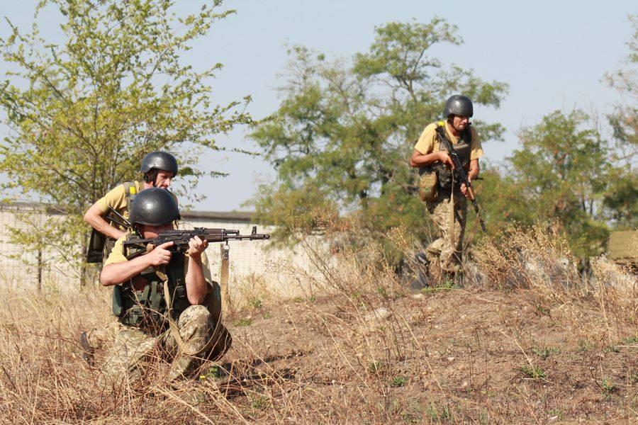 На Миколаївщині резервісти розпочали інтенсивні бойові навчання з бійцями 79-ки - фото 3