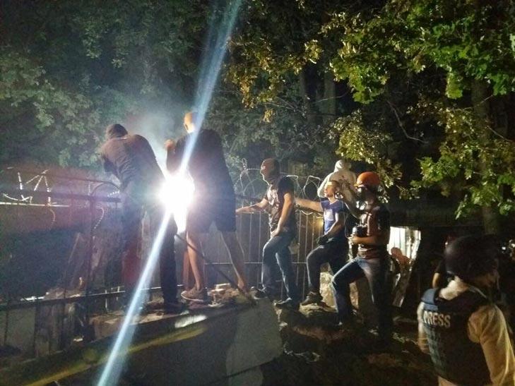 Бійня за пустир на Святошино: До чого тут Кличко - фото 2