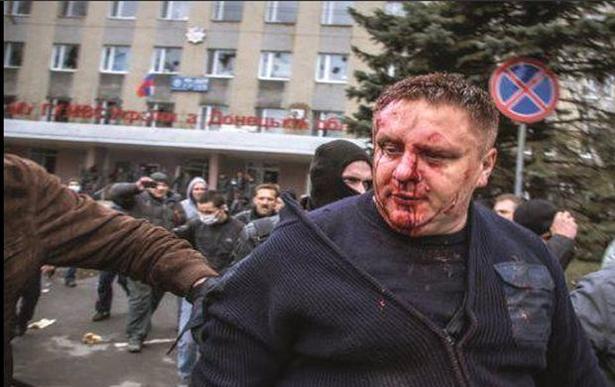 Голова ГУ МВС у Луганській області Анатолій Науменко - фото 4
