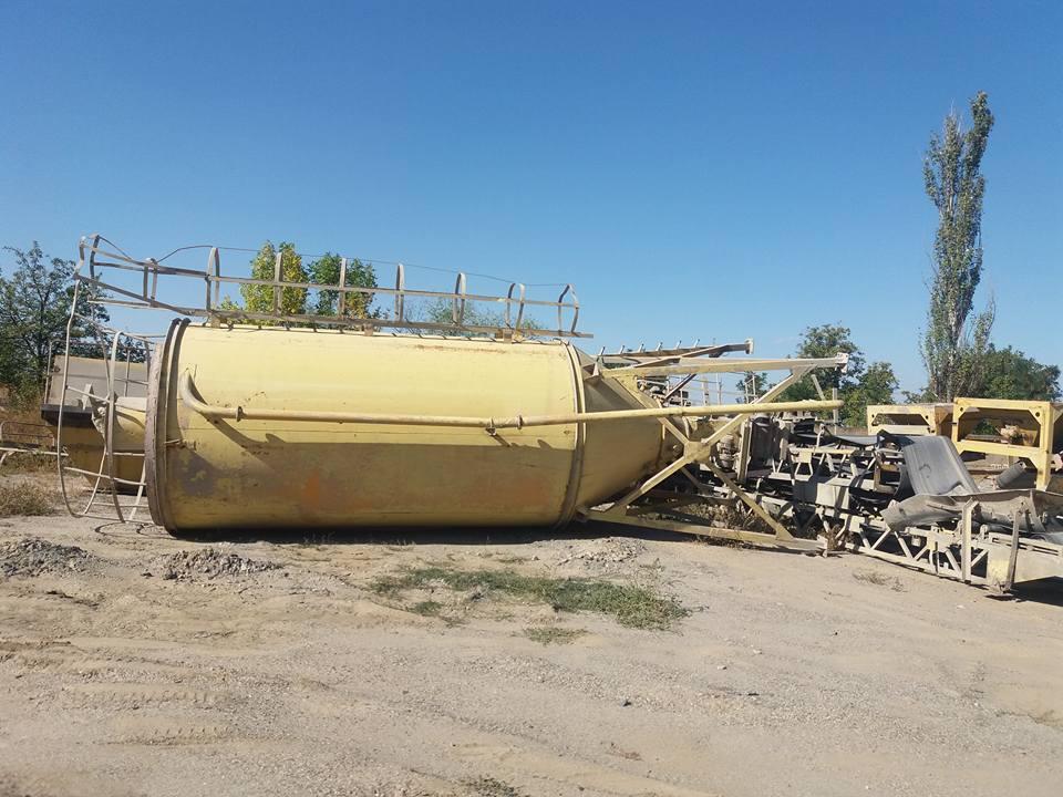 Донецька фірма розгортає на Миколаївщині міні-заводи для ремонту траси Н-11