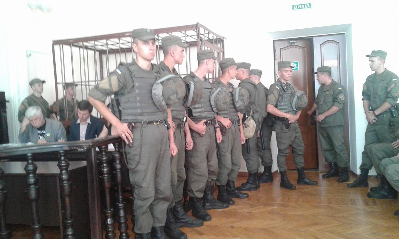 В суді по справі вінницького активіста Хорта почали слухати свідків - фото 2