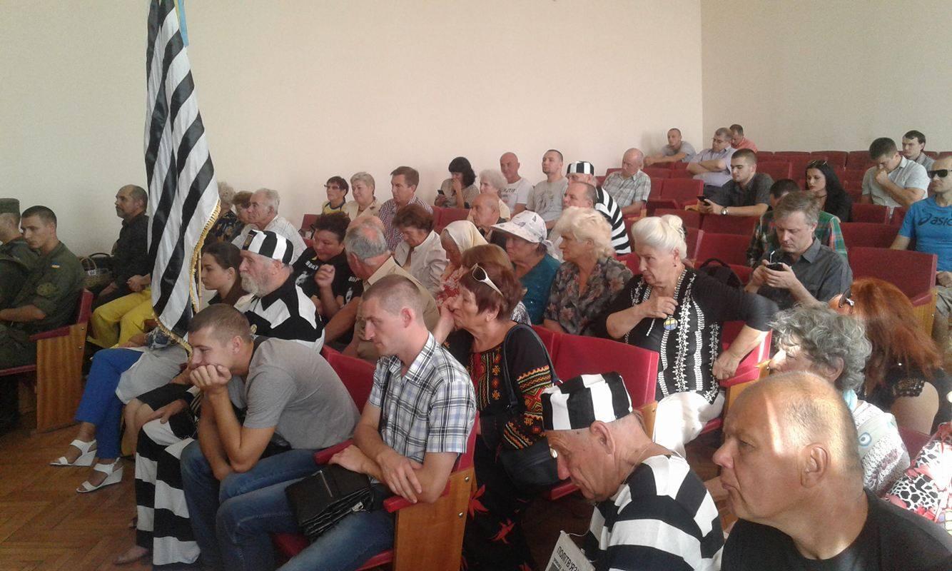 В суді по справі вінницького активіста Хорта почали слухати свідків - фото 7