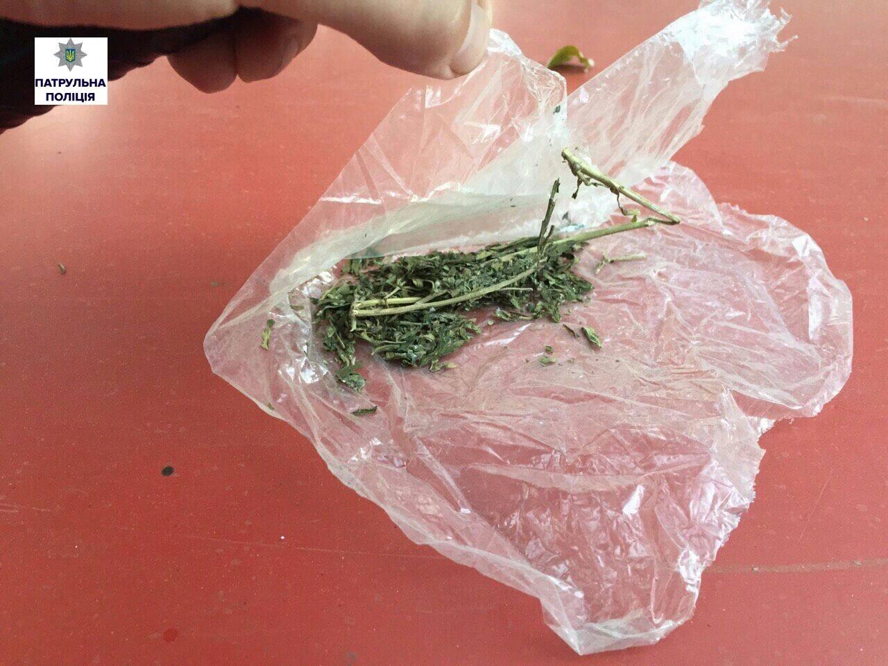 У Миколаєві 19-річна дівчина здала патрульним свого співмешканця-наркомана - фото 3