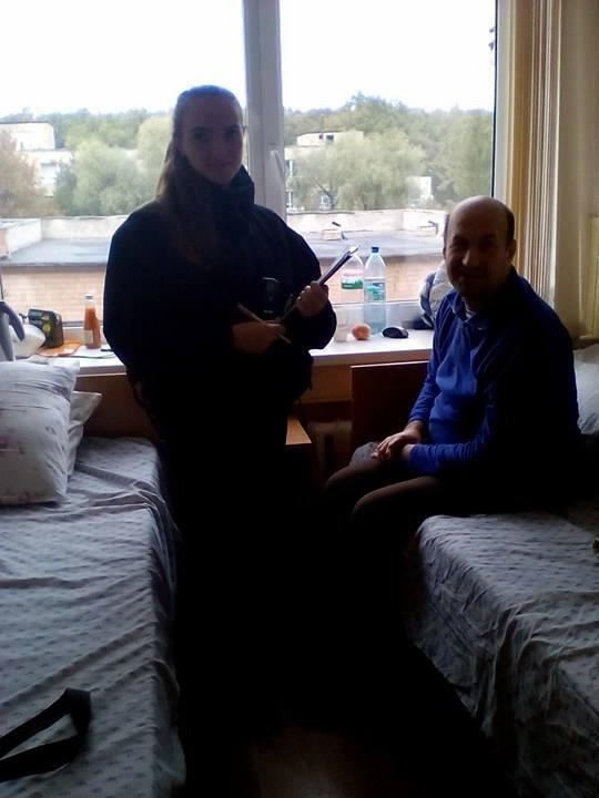 У Харкові просто в лікарні обікрали ветерана АТО, - волонтери - фото 1