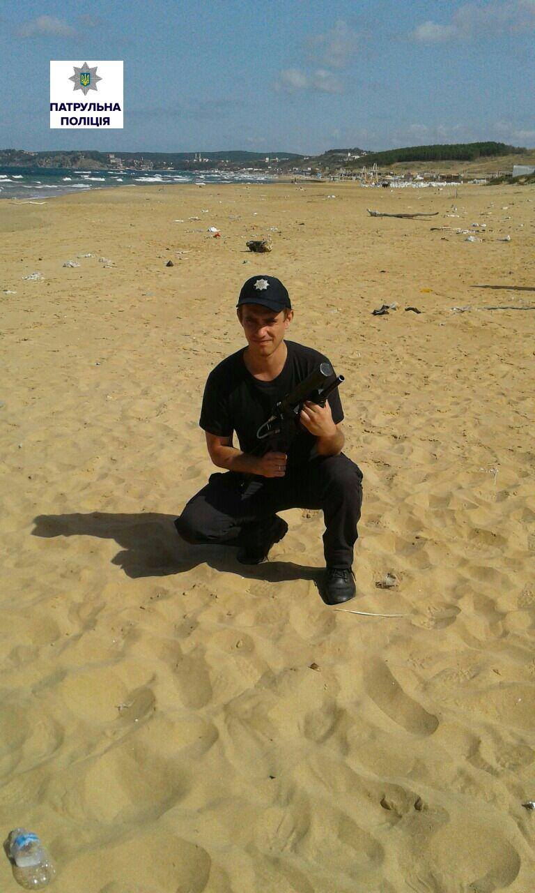 Миколаївських патрульних навчатиме інструктор, що стажувався в Туреччині - фото 3