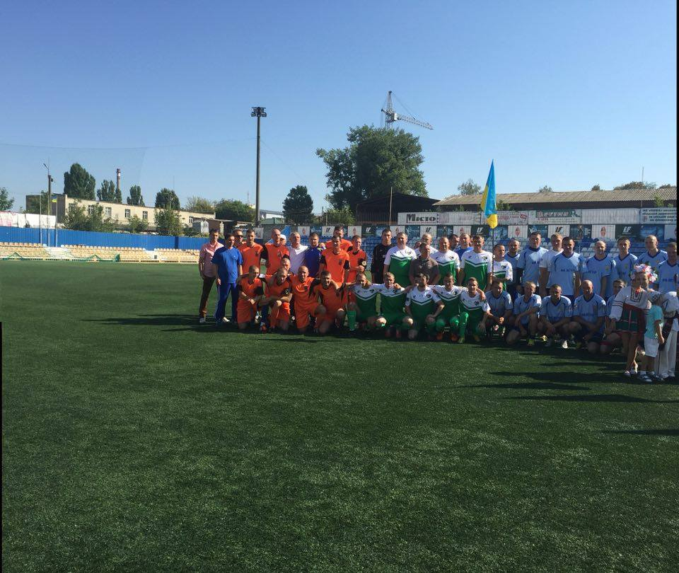 """У Вінниці стартував турнір на """"Кубок герої АТО"""" Центрального регіону - фото 11"""