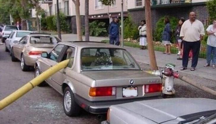 30 суворих покарань для тих, хто паркується, як мудак - фото 13